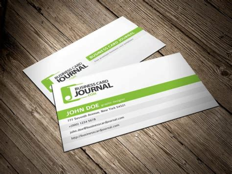 simple business card template free clean and simple business card template psd file free