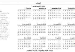 planners calendar printable