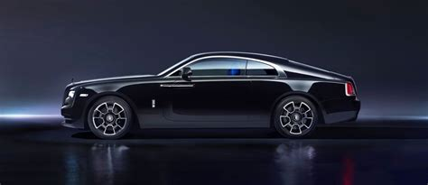 2017 rolls royce black badge ghost and wraith best of