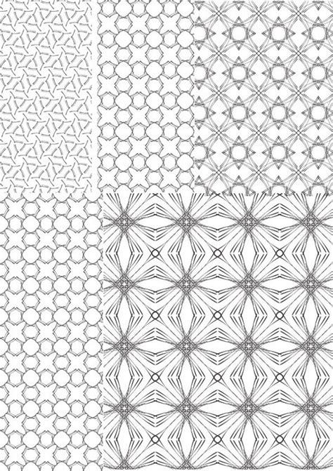 simple pattern ai 500 free illustrator patterns to download