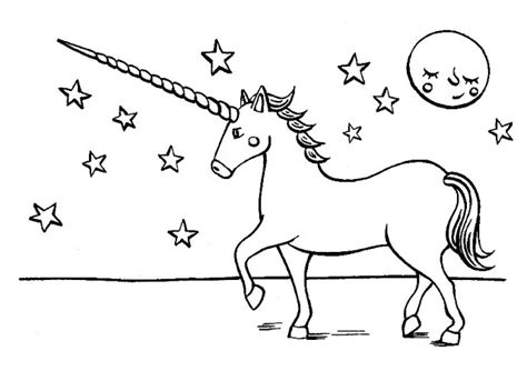 imagenes de unicornios para iluminar dibujos de unicornios para colorear