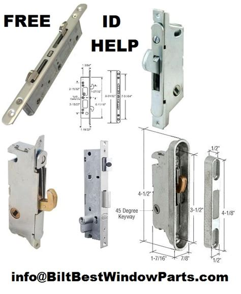 door lock replacement parts replacement mortise lock parts for patio doors all