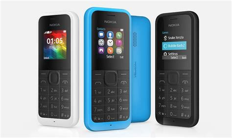 Hp Nokia Feature Phone nokia 105 feature phone dengan harga 200 ribu an harian