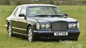 Bentley Arnage Label For Sale Bentley Arnage Label 2000 For Sale Prewarcar