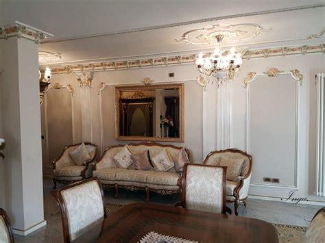 cornici in gesso per interni stucchi decorativi in gesso inga