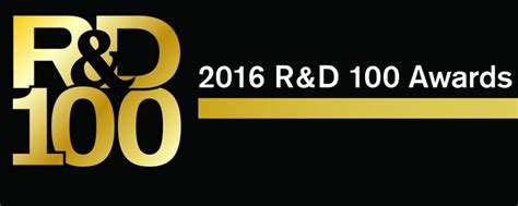 D R 2016 r d 100 awards finalists announced by r d magazine