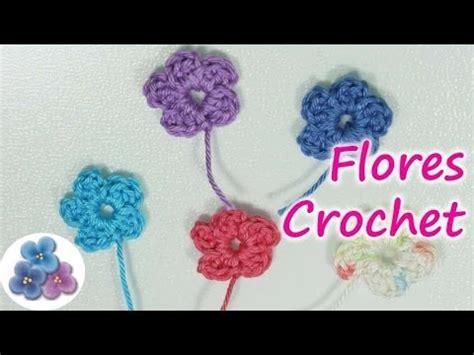 como hacer flores de crochet diy como hacer flores de crochet how to crochet a flower