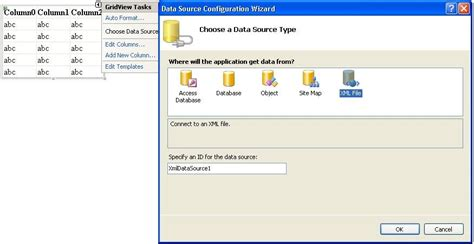 xml tutorial c net how to bind a xml file to a gridview using asp net c a to z