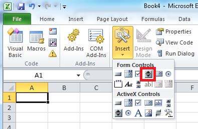 format control buttons excel 2007 how to use the forms controls on a worksheet in excel