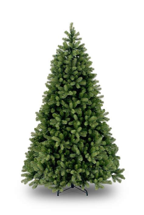 morrisons 6ft christmas tree 7 5ft bayberry spruce feel real artificial tree garden world