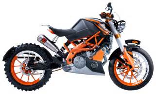 Ktm Byke Ktm Duke 125 Sports Bike Png Image Pngpix