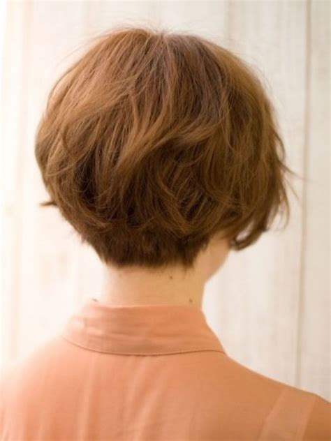 bobs with wedge back haircuts layered bob hairstyles back view hairstyles back view
