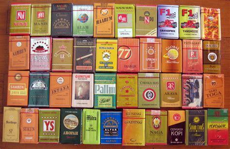 Rokok Kerbau kisah unik dibalik etiket kretek komunitas kretek