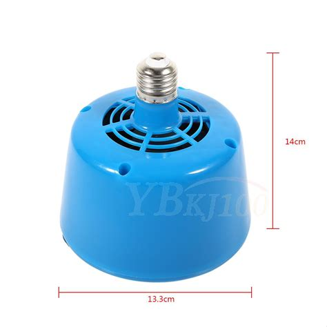 heat l bulb for chickens 220v blue poultry heat l bulb warming light for brooder