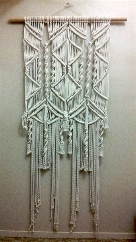 Macrame Wall Hanging Images - large macram 233 wall hanging