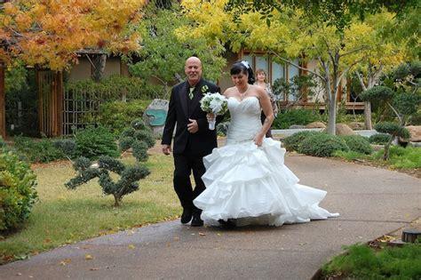 Japanese Friendship Garden Wedding - japanese friendship garden of wedding in the garden