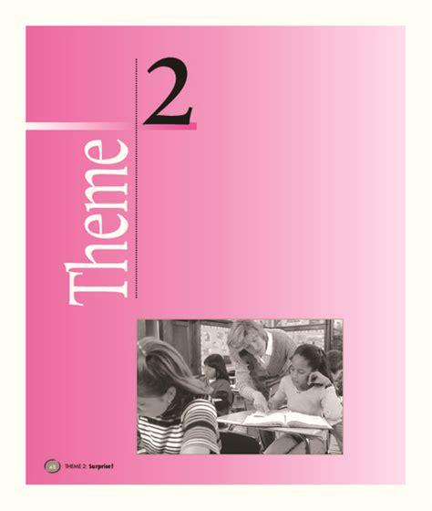 themes for ela units surprise 1st grade ela unit collection lesson planet