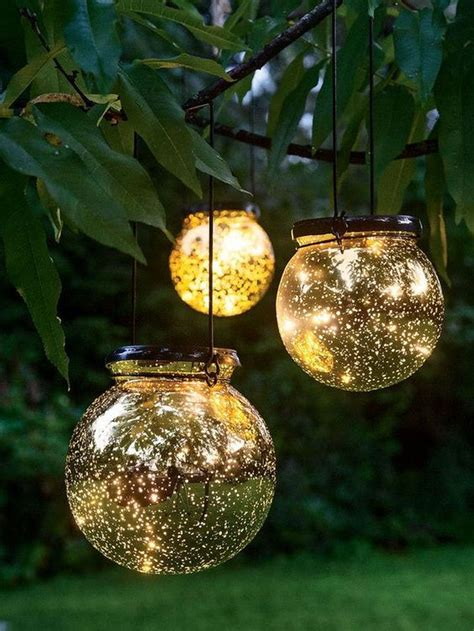 Pretty Outdoor Lights Beautiful Garden Lighting Ideas For Your Home L Essenziale
