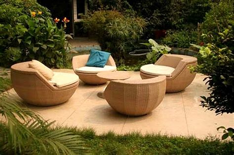 Ideas For Choosing Outdoor Furniture My Decorative Designer Patio Furniture