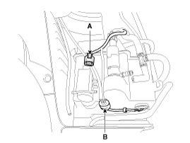 vehicle repair manual 2011 kia sorento windshield wipe control kia sorento front washer motor removal windshield wiper washer body electrical system kia