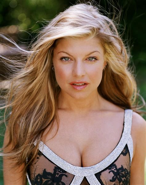 Fergie Is Beautiful by Fergie Lyric Photos Pictures