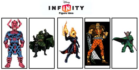 disney infinity villians disney infinity figure idea marvel villains by