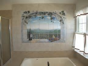 examples of kitchen backsplashes kitchen tile murals 14 beautiful wall murals design for your dream bathroom