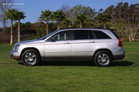 2003 Chrysler Pacifica by Chrysler Pacifica 2003 2004 2005 2006 Autoevolution