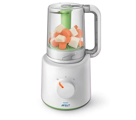 Blender Mini Avent combined steamer and blender scf870 20 avent