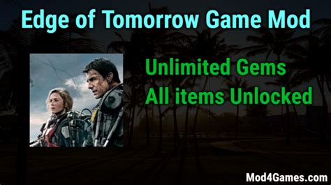 game mod apk obb edge of tomorrow game game mod apk with offline obb data