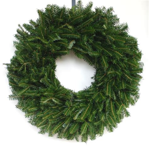 fraser fir christmas wreaths