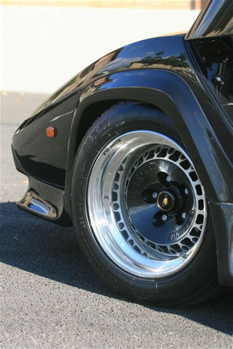 Wheels Collector Lamborghini Countach the amazo effect lamborghini countach turbo s follia turbo
