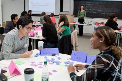 Define Mba Candidate by Design Solutions Workshop Emphasizes Teamwork Process