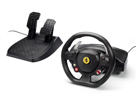 Thrustmaster 458 Spider Gaming Pc Xbox One The Crew Thrustmaster 458 Spider