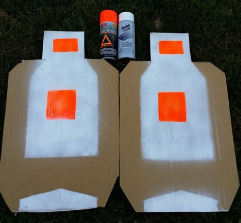 diy project silhouette targets the firearm blogthe