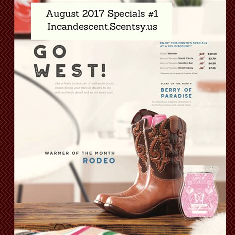 soul boat august 2017 scentsy august 2017 warmer and scent of the month no 1