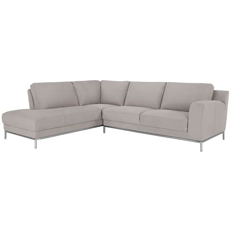 microfiber chaise sectional city furniture wynn lt gray microfiber left chaise sectional