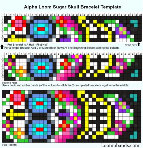 18 best images about Alpha loom on Pinterest   Loom, Rainbow loom and Loom bracelet patterns