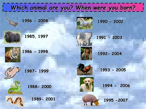 new year animal of 1995 tom s tefl new year 2012 year of the