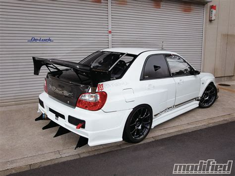 subaru impreza wrx modified 2002 subaru impreza wrx modified magazine