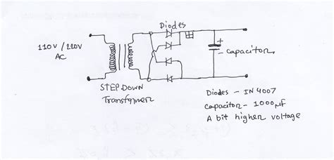 light emitting diode meaning in tamil can we use capacitor in dc circuit 28 images geiger m 252 ller mood l v2 5v to 12v