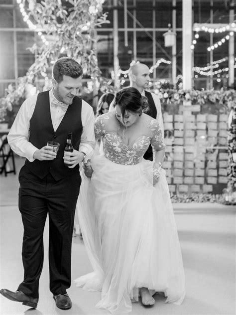 greenhouse wedding  nightmare turned fairytale