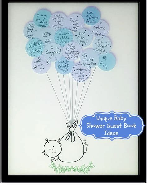 Baby Shower Guest Book Ideas by Baby Shower Guest Book Ideas Baby Room Ideas