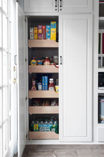 Garage Pantry by Pantry Near The Garage Entry Home Kitchen Storage And