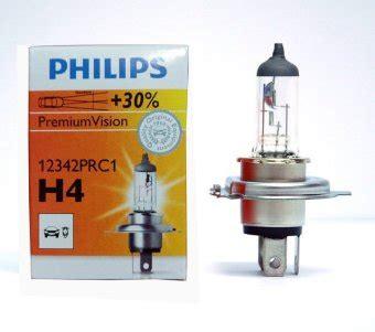 Bohlam Lu Dop 60 Watt by Daftar Harga Bohlam Mobil Philips Terbaru 2017 Lu