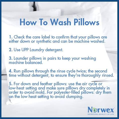 Can You Wash A Feather Pillow In The Washer by 25 Best Ideas About Whiten Pillows On Wash