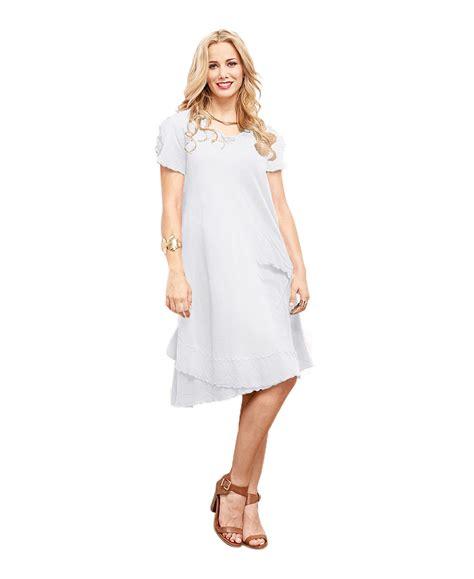 comfortable dress oh my gauze la dress 100 comfortable cotton lagenlook