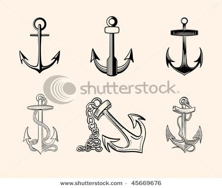 Anchor clipart girly - Pencil and in color anchor clipart ... Free Clip Art Meatball