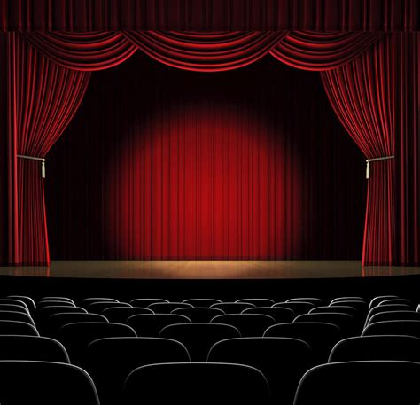 movie theater drapes creating stage curtains maxon cinema 4d