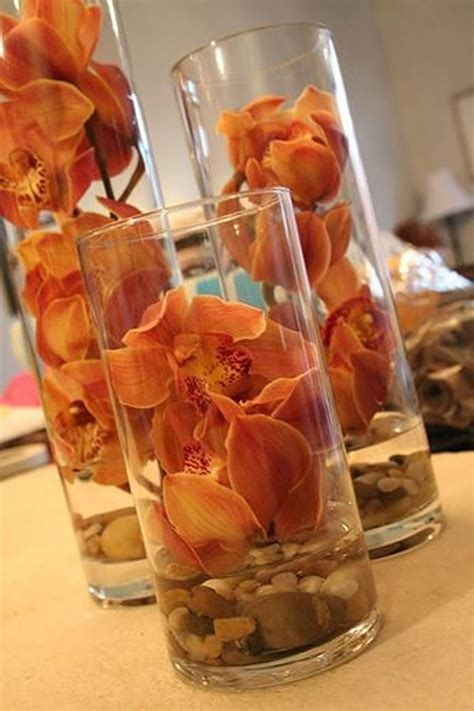 cheap easy centerpieces fall wedding centerpieces on a budget wedding and bridal